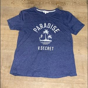 VICTORIAS SECRET PARADISE GRAPHIC TEE